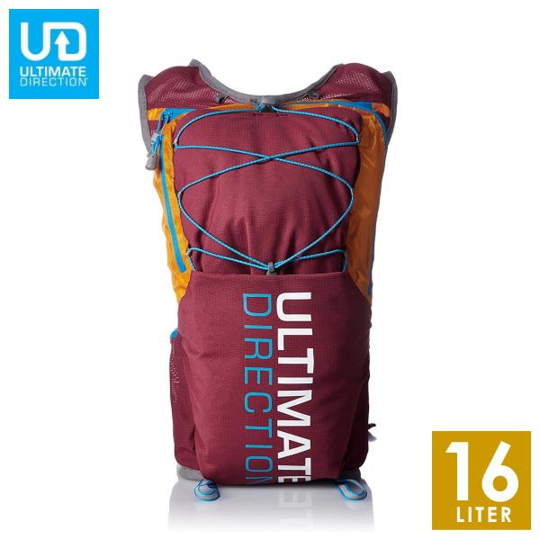 ULTIMATE DIRECTION アルティメイトディレクション PB ADVENTURE VEST 3.0 メンズ・レディース リュック・ザック・バックパック(16L) トレイルランニング 80457916CA