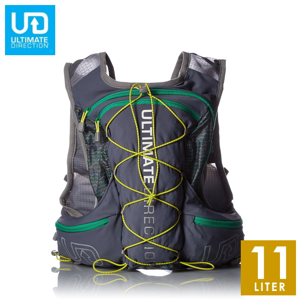 ULTIMATE DIRECTION アルティメイトディレクション JUREK FKT VEST メンズ・レディース リュック・ザック・バックパック(11.6L) トレイルランニング 80459016OB