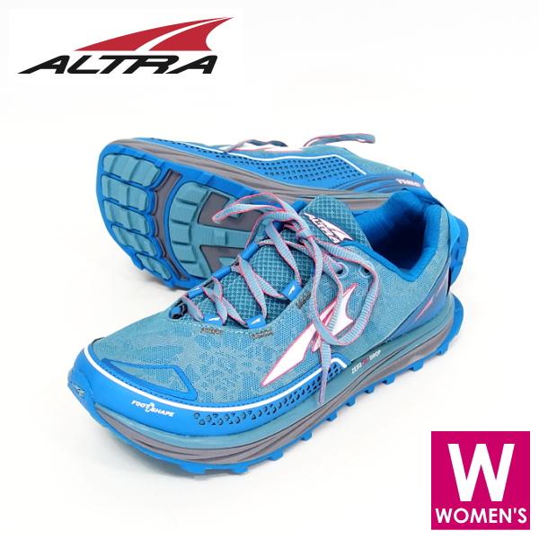 【ALTRA/アルトラ】ティンプ・トレイル-W レディース トレイルランニングシューズ TIMP TRAIL W AFW1757F3