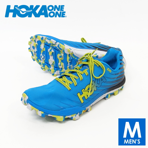 HOKA one one(ホカ オネオネ) メンズ トレイルランニング シューズ EVOJAWZ(エヴォジョーズ) 101578 【トレイルランニングシューズ/トレイルラン/トレラン/靴】