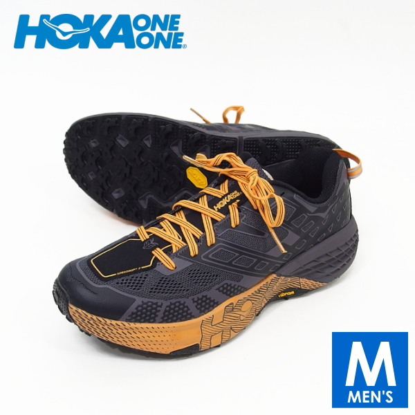HOKA one one(ホカ オネオネ) メンズ トレイルランニングシューズ SPEEDGOAT 2(スピードゴート 2) 106795 トレラン、靴