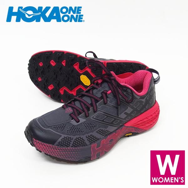 HOKA one one(ホカ オネオネ) レディース トレイルランニングシューズ SPEEDGOAT 2(スピードゴート 2) 106796 トレラン、靴