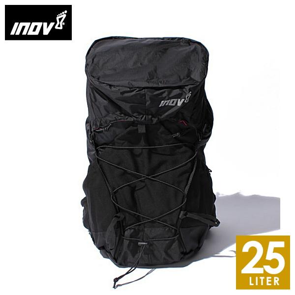 INOV8 イノヴェイト ALLTERRAIN 25(オルテライン ) メンズ・レディース ザック・バックパックリュック(25L) IVA1750BK トレイルランニング イノベイト IVA1750BK
