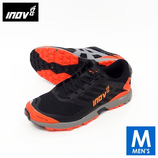 INOV8 イノヴェイト TRAILROC 285 MS メンズ トレイルランニング シューズ IVT2756BO 【トレイルランニングシューズ/トレイルラン/トレラン/靴/イノベイト】 IVT2756BO