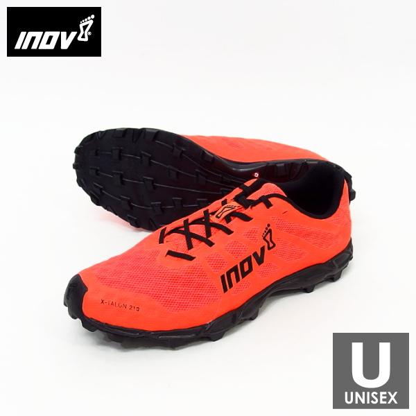 INOV8 イノヴェイト X-TALON 210 UNI メンズ・レディース トレイルランニング シューズ N01LIG03O 【トレイルランニングシューズ/トレイルラン/トレラン/靴/イノベイト】 N01LIG03O