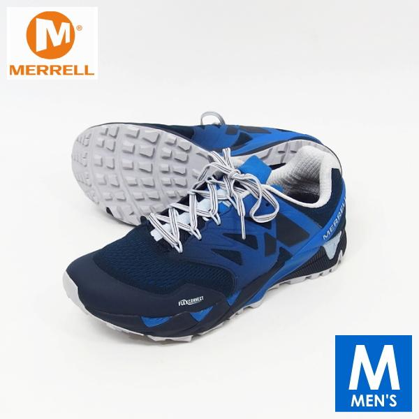 メレル MERRELL AGILITY PEAK FLEX 2 E-MESH メンズ トレイルランニング シューズ 12505 【トレイルランニングシューズ/トレイルラン/トレラン/靴】