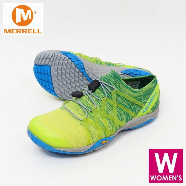 メレル MERRELL TRAIL GLOVE 4 KNIT レディース トレイルランニング シューズ 12648 【トレイルランニングシューズ/トレイルラン/トレラン/靴】