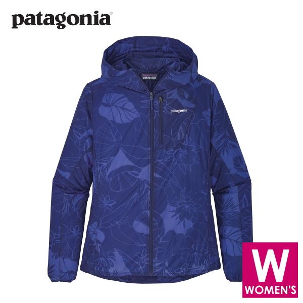 patagonia パタゴニア フーディニ・ジャケット レディース フルジップ フード付きジャケット トレイルランニング 24146VFC