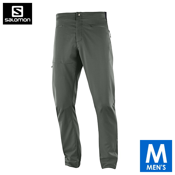 【サロモン/SALOMON】OUTSPEED PANT M メンズ ロングパンツ トレイルランニング L40101100