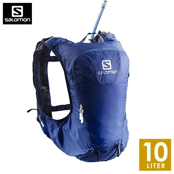 【サロモン/SALOMON】SKIN PRO 10 SET メンズ ザック・バックパック・リュック(10L) トレイルランニング L40137000