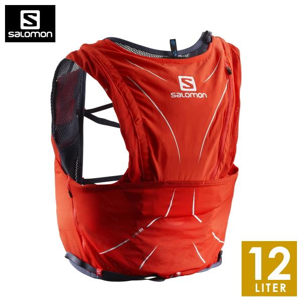 【サロモン/SALOMON】ADV SKIN 12 ST メンズ ザック・バックパック・リュック(12L) トレイルランニング L40138300