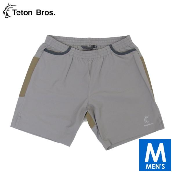 ティートンブロス メンズ ショートパンツ トレイルランニング・ウェア Teton Bros Scrambling Short TB17150050 【トレイルラン/トレラン/ランニング/マラソン/トレッキング/ウェア】