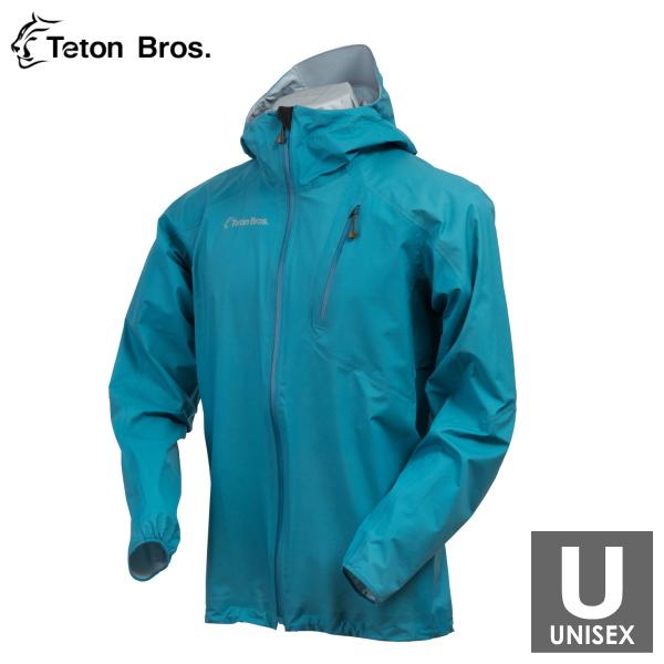 ティートンブロス メンズ・レディース フルジップジャケット トレイルランニング・ウェア Teton Bros Feather Rain Full Zip Jacket TB18101022 【トレイルラン/トレラン/ランニング/マラソン/トレッキング/ウェア】