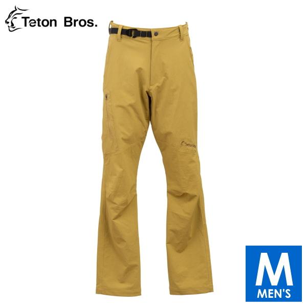 ティートンブロス メンズ クライミング ロングパンツ トレイルランニング・ウェア Teton Bros Crag Pant TB18115020 【トレイルラン/トレラン/ランニング/マラソン/トレッキング/ウェア】