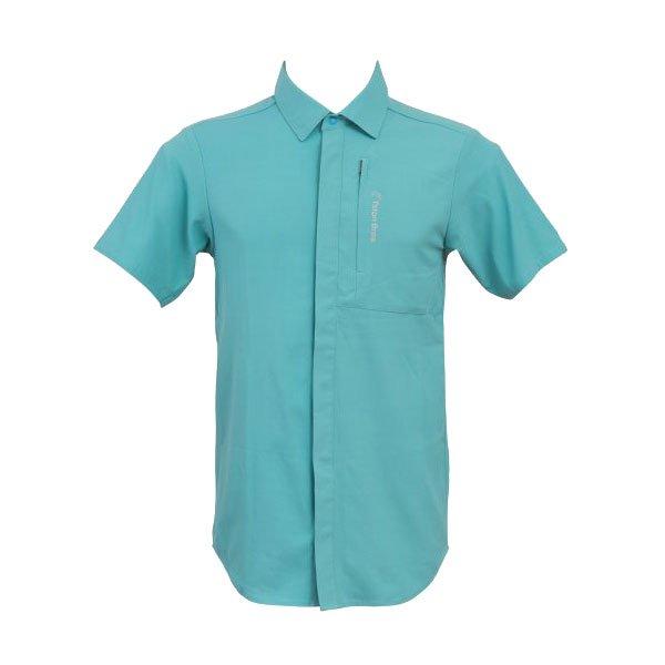 ティートンブロス メンズ ランニングに使えるシャツ トレイルランニング・ウェア Teton Bros Run Shirt TB18165020 【トレイルラン/トレラン/ランニング/マラソン/トレッキング/ウェア】