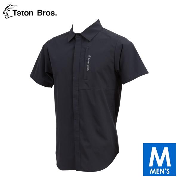 ティートンブロス メンズ ランニングに使えるシャツ トレイルランニング・ウェア Teton Bros Run Shirt TB18165030 【トレイルラン/トレラン/ランニング/マラソン/トレッキング/ウェア】