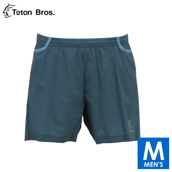ティートンブロス メンズ ショートパンツ トレイルランニング・ウェア Teton Bros ELV1000 5in Short TB18168030 【トレイルラン/トレラン/ランニング/マラソン/トレッキング/ウェア】
