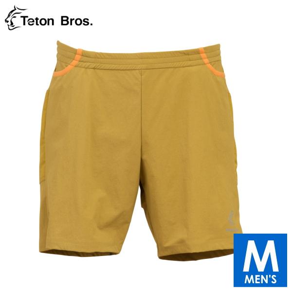 ティートンブロス メンズ ショートパンツ トレイルランニング・ウェア Teton Bros Scrambling Short TB18170020 【トレイルラン/トレラン/ランニング/マラソン/トレッキング/ウェア】