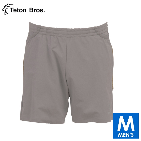 ティートンブロス メンズ ショートパンツ トレイルランニング・ウェア Teton Bros Scrambling Short TB18170040 【トレイルラン/トレラン/ランニング/マラソン/トレッキング/ウェア】