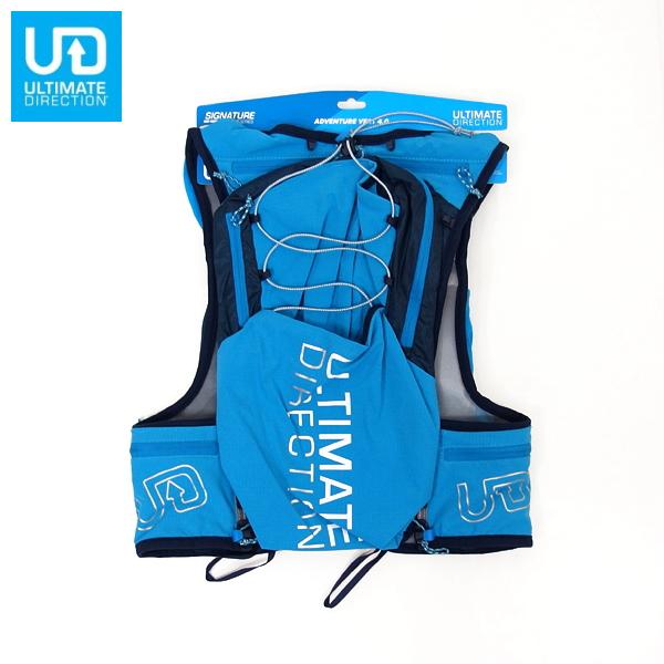 ULTIMATE DIRECTION アルティメイトディレクション Adventure Vest 4.0 メンズ・レディース ザック・リュック・バックパック トレイルランニング 80457918GB
