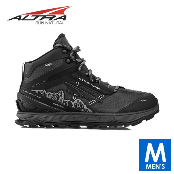 【ALTRA/アルトラ】ローンピーク4.0ミッドRSM-M メンズ トレイルランニング シューズ LONE PEAK 4.0 MID RSM M AFM1855N0 【トレイルランニングシューズ/トレイルラン/トレラン/靴】