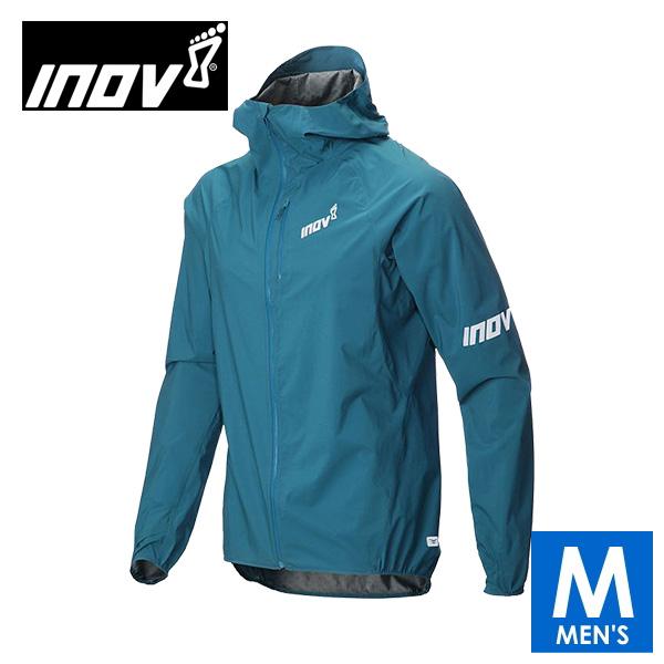 INOV8 イノヴェイト AT/C STORMSHELL FZ M メンズ フルジップ シェルジャケット NOMMIK01B トレイルランニング イノベイト NOMMIK01B