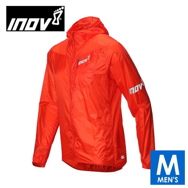 INOV8 イノヴェイト AT/C WINDSHELL FZ M メンズ フルジップ ウインドシェルジャケット NOMMIK02R トレイルランニング イノベイト NOMMIK02R