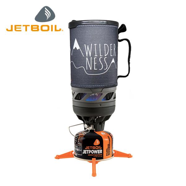 JETBOIL ジェットボイル フラッシュ 保温クッカーとストーブのセット 1824393WL