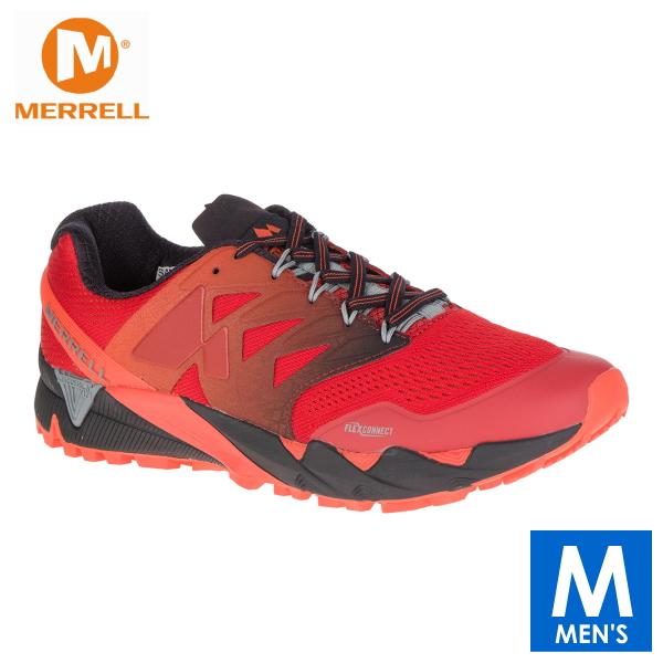 メレル MERRELL AGILITY PEAK FLEX 2 E-MESH メンズ トレイルランニングシューズ 12509