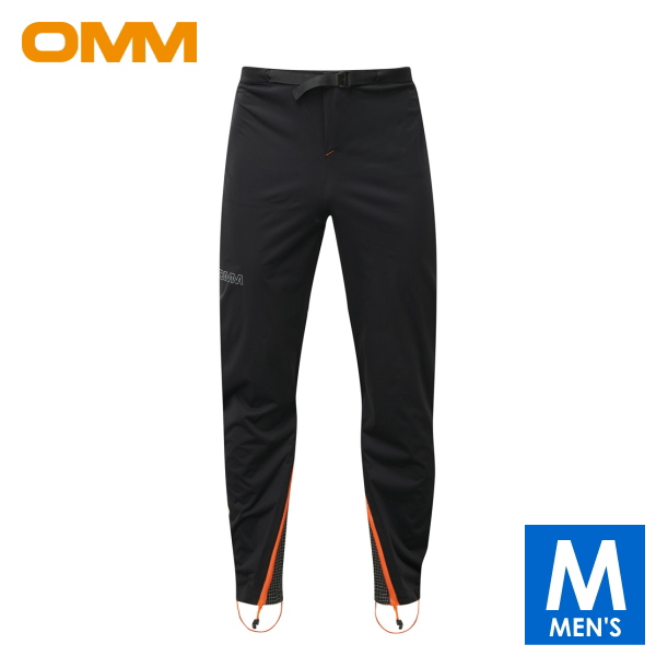 OMM オリジナルマウンテンマラソン Kamleika Pant メンズ 防水レインパンツ トレイルランニング ウェア OC102