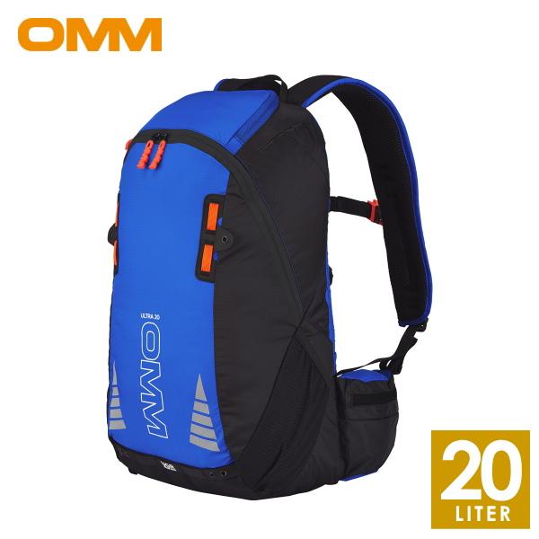 OMM オリジナルマウンテンマラソン Ultra 20 メンズ・レディース ザック・バックパック・リュック(20L) トレイルランニング バック OF0312