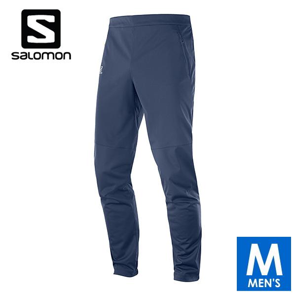 【サロモン/SALOMON】RS SOFTSHELL PANT M メンズ ロングパンツ トレイルランニング L40401300