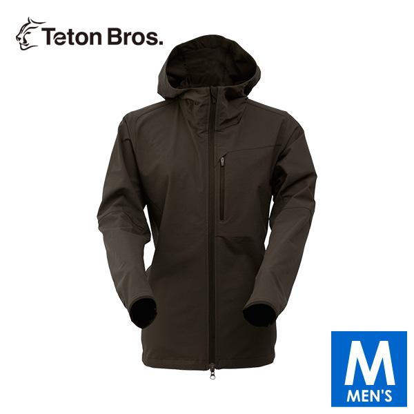 ティートンブロス メンズ フルジップ フーディージャケット トレイルランニング・ウェア Teton Bros Long Trail Hoody TB18327020 【トレイルラン/トレラン/ランニング/マラソン/トレッキング/ウェア】