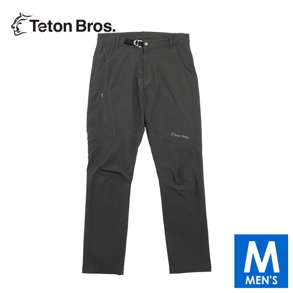 ティートンブロス メンズ ロングパンツ トレイルランニング・ウェア Teton Bros Crag Pant TB18331030 【トレイルラン/トレラン/ランニング/マラソン/トレッキング/ウェア】