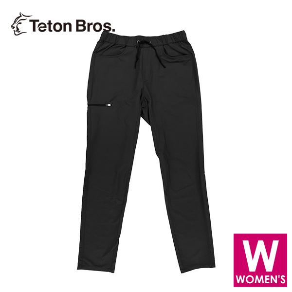 ティートンブロス レディース ロングパンツ トレイルランニング・ウェア Teton Bros WS Crag Pant TB18331031 【トレイルラン/トレラン/ランニング/マラソン/トレッキング/ウェア】