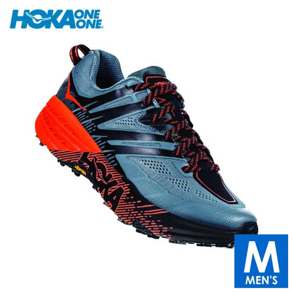 HOKA one one(ホカ オネオネ) メンズ トレイルランニング シューズ SPEEDGOAT 3 Men(メンズ スピードゴート 3) 1099733 【トレイルランニングシューズ/トレイルラン/トレラン/靴】