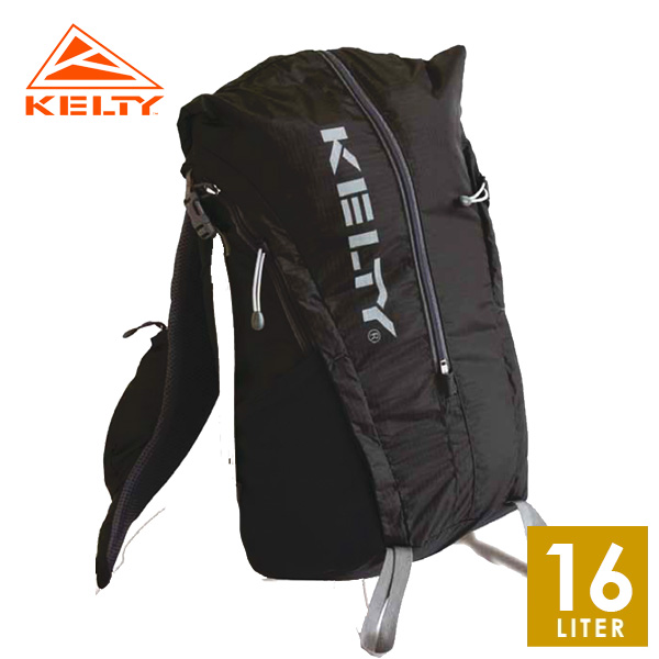 KELTY ケルティ MT LIGHT 16 メンズ・レディース ザック・バックパック・リュック(16L) 【トレイルランニング/トレラン/ジョギング/マラソン/アウトドア/自転車】 2592268BL