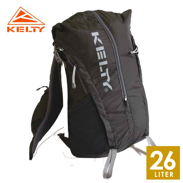 KELTY ケルティ MT LIGHT 26 メンズ・レディース ザック・バックパック・リュック(26L) 【トレイルランニング/トレラン/ジョギング/マラソン/アウトドア/自転車】 2592269BL