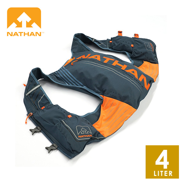 NATHAN ネイサン VaporKrar 2.0 4L JP メンズ・レディース ザック・バックパック・リュック(4L) 【トレイルランニング/トレラン/ジョギング/登山/ハイキング/自転車/バイク】 NS4735J