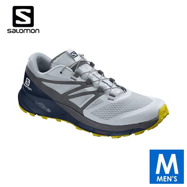 【サロモン/SALOMON】SENSE RIDE 2 メンズ トレイルランニング シューズ 【トレイルランニングシューズ/トレイルラン/トレラン/靴】 L406740