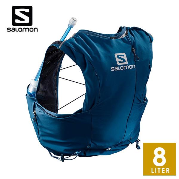 【サロモン/SALOMON】ADV SKIN 8 SET W レディース ザック・バックパック・リュック(8L) 【トレイルランニング/トレラン】 LC10486