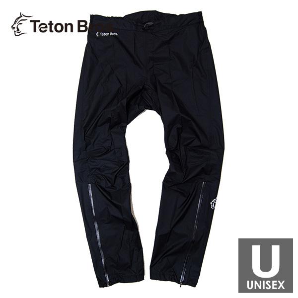 ティートンブロス メンズ・レディース ロングパンツ トレイルランニング・ウェア Teton Bros Feather Rain Pant 2.0 TB19102012 【トレイルラン/トレラン/ランニング/マラソン/トレッキング/ウェア】