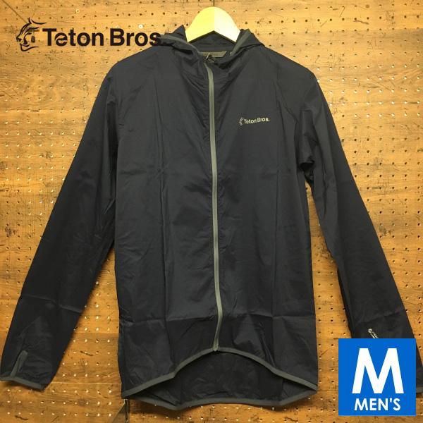 ティートンブロス メンズ フルジップ パーカー ジャケット トレイルランニング・ウェア Teton Bros Wind River Hoody TB19120020 【トレイルラン/トレラン/ランニング/マラソン/トレッキング/ウェア】