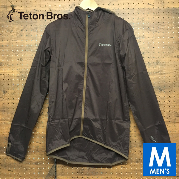 ティートンブロス メンズ フルジップ パーカー ジャケット トレイルランニング・ウェア Teton Bros Wind River Hoody TB19120030 【トレイルラン/トレラン/ランニング/マラソン/トレッキング/ウェア】