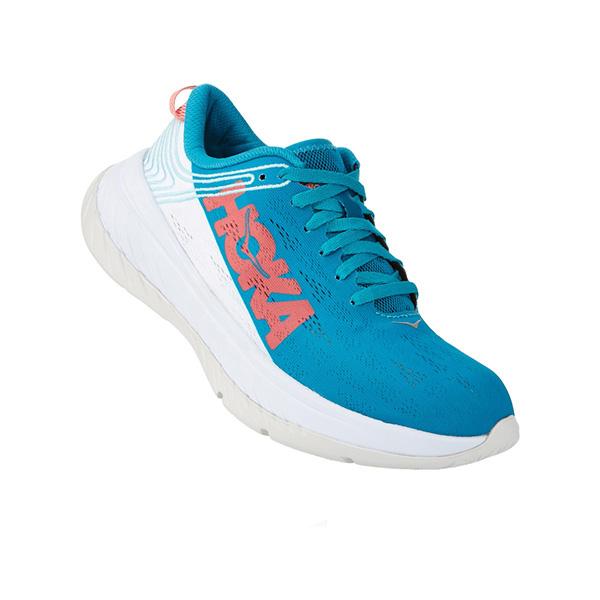 HOKA one one(ホカ オネオネ) レディース ロード ランニングシューズ CARBON X 1102887 【ランニング/ジョギング/マラソン/トレーニング/フィットネスジム/靴】