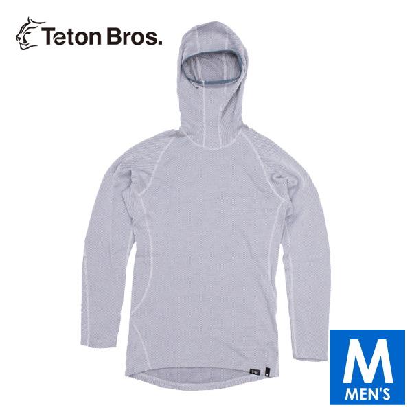 ティートンブロス メンズ ベースレイヤー トレイルランニング・ウェア Teton Bros MOB Wool Hoody (Men) TB19367010 【トレイルラン/トレラン/ランニング/マラソン/トレッキング/ウェア】