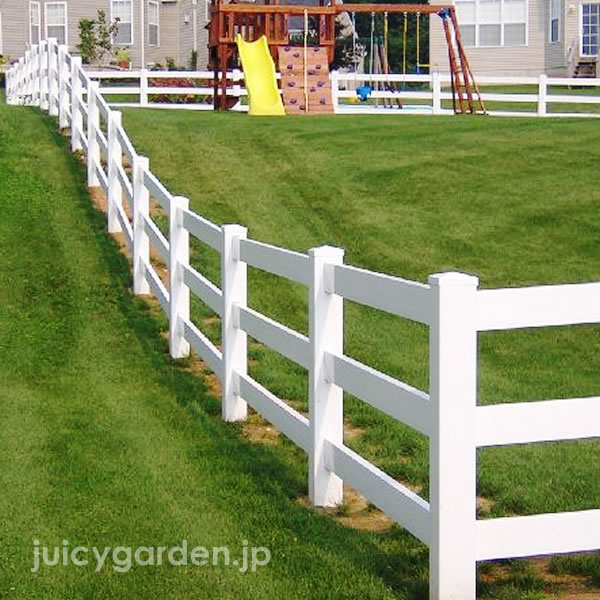 sotoyashop-ex: In the country garden! The white fence