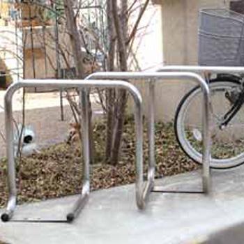 【自転車スタンド】【1ユニット1台】「自転車スタンド サイクルレスター D-NA SYタイプ」
