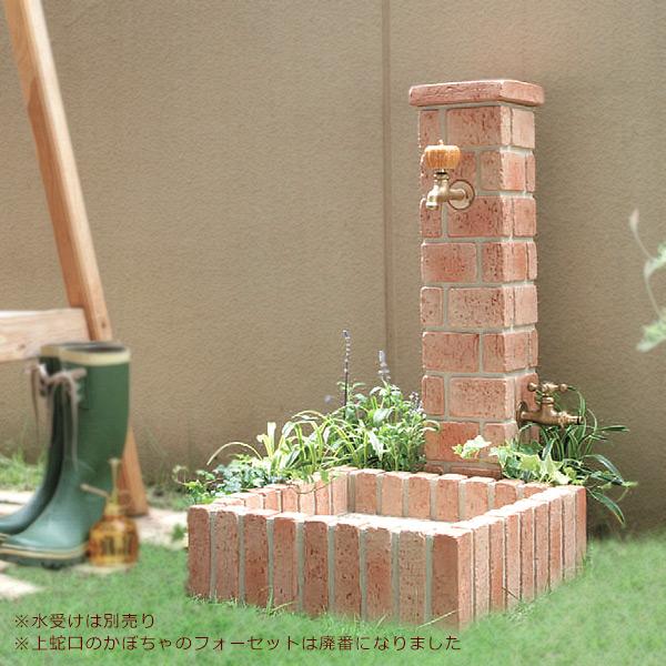 【送料無料】【立水栓】【水栓柱】「ネオキャスティスタンド 蛇口2個付き」