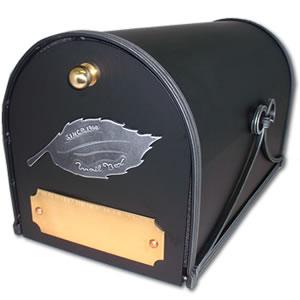 【郵便ポスト】【アメリカンタイプ】オールポスト:リーフ<葉>【送料無料】